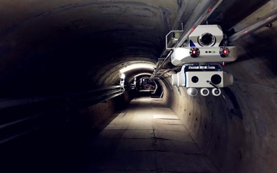 电力隧道机器人智能巡检解决方案