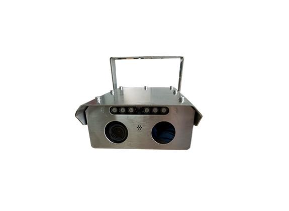 本安型双视红外热成像监控仪