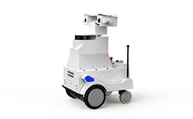 轮式智能巡检机器人