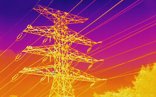 电力红外在线监测解决方案